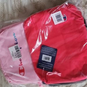 NWT Champion full size backpack laptop padded pink